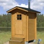 Outhouse (OH) for Happy-Loo toilet